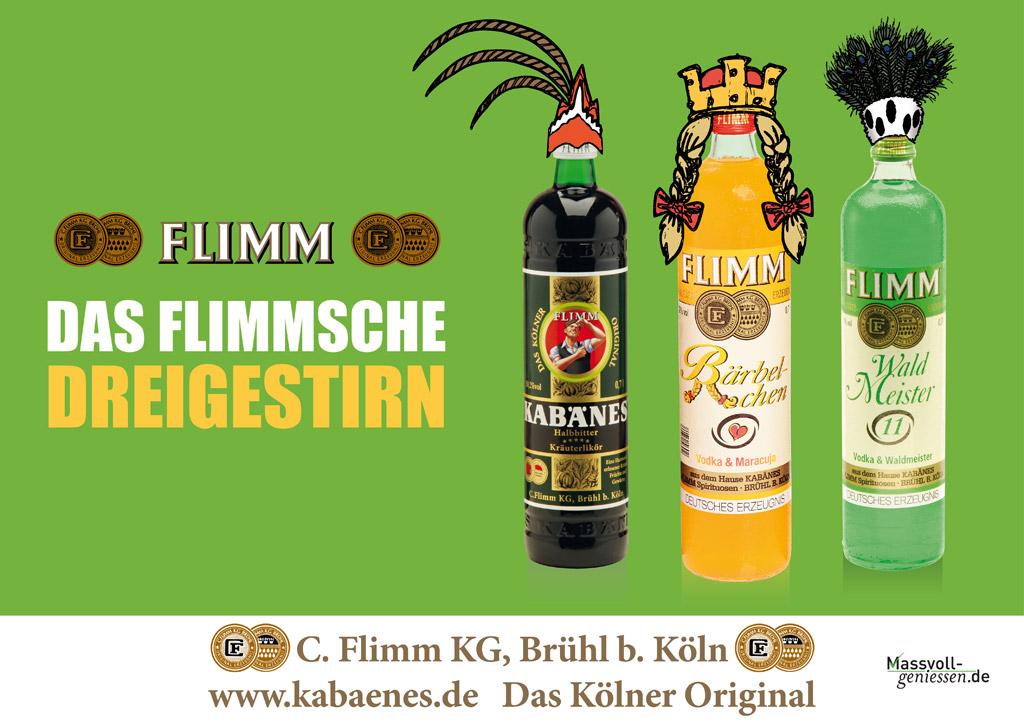 Flimm\'s Kölner Spirituosen - Stammhaus von Kabänes